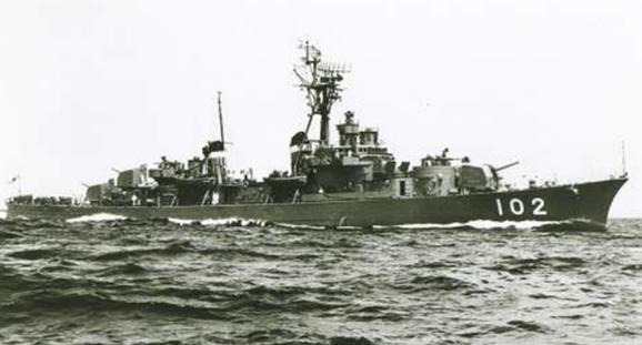 ryuflomm80h61 - JMSDF Indigenous Destroyer Branch for Japanese Tech Tree (Post-WW2): Concept