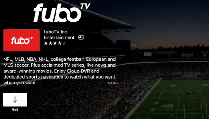 How to Install & Watch fuboTV on Apple TV