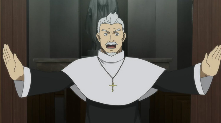 Shinpu from Black Clover anime