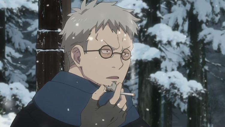 Shiro Fujimoto in Blue Exorcist anime