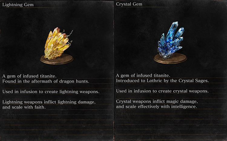 Single-Scaling Magic Infusions in DS3