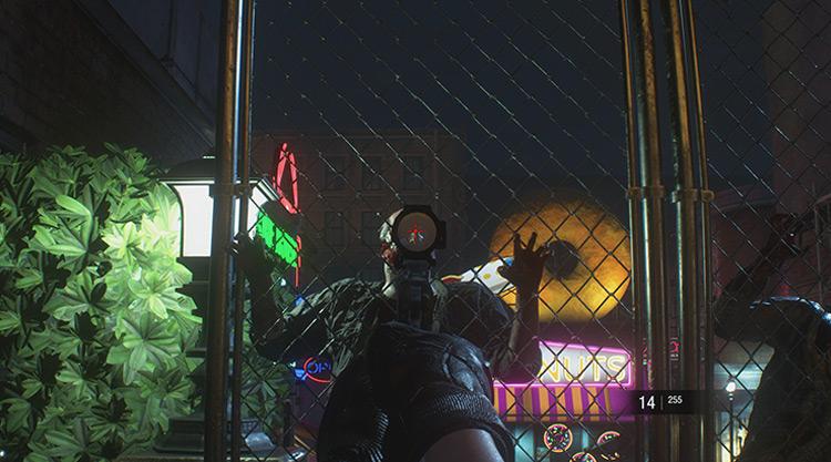 STI Eagle 6.0 mod for Resident Evil 3 Remake