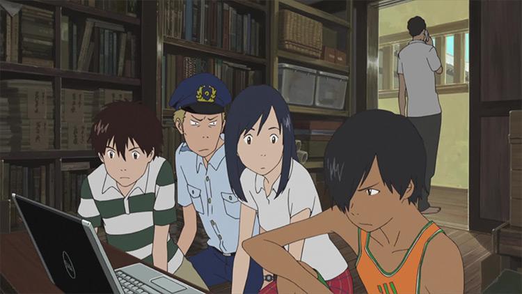 Summer Wars anime