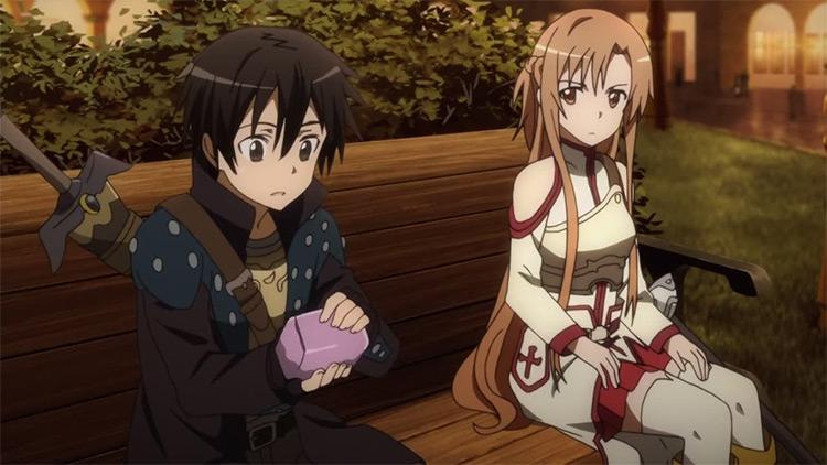 Sword Art Online screenshot