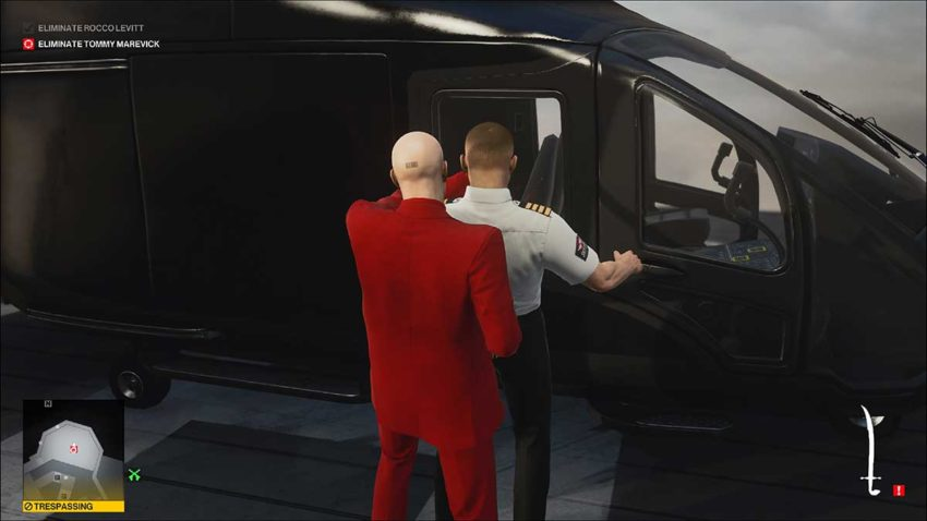 Hitman 3 Featured Contract | Crossblade Silent Assassin guide