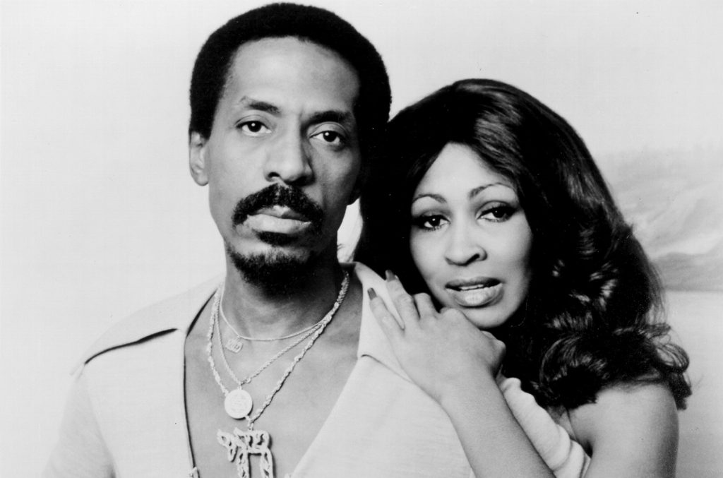 Tina Turner with Ex-Husband Ike