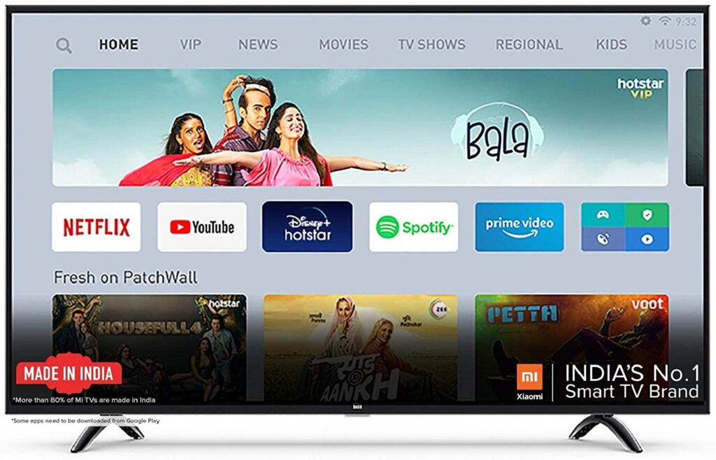Top 7 cheapest smart TVs in India |