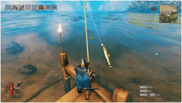 How to Catch Fish in Valheim