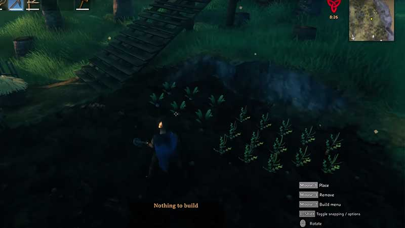 Valheim How To Plant Seeds, Trees and Harvest Crops