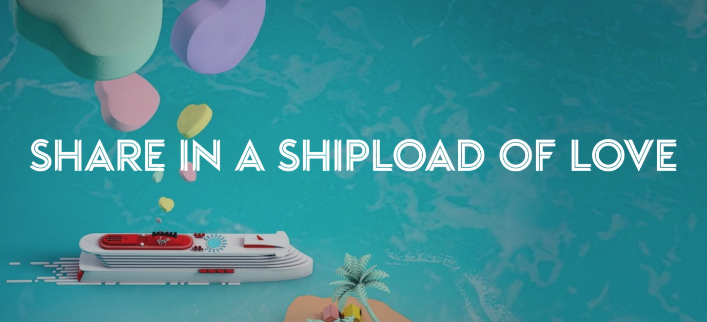 virgin voyages shipload of love cruise giveaway