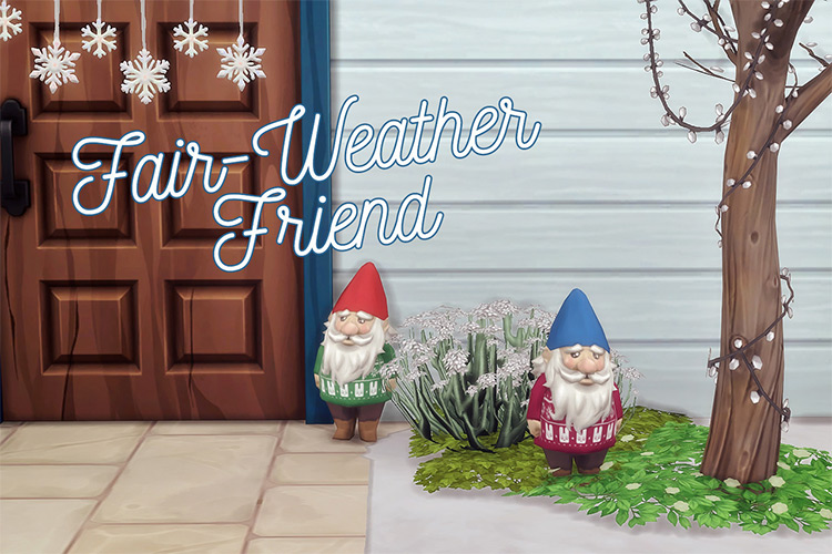 Best Sims 4 Gnome CC & Mods (All Free) –