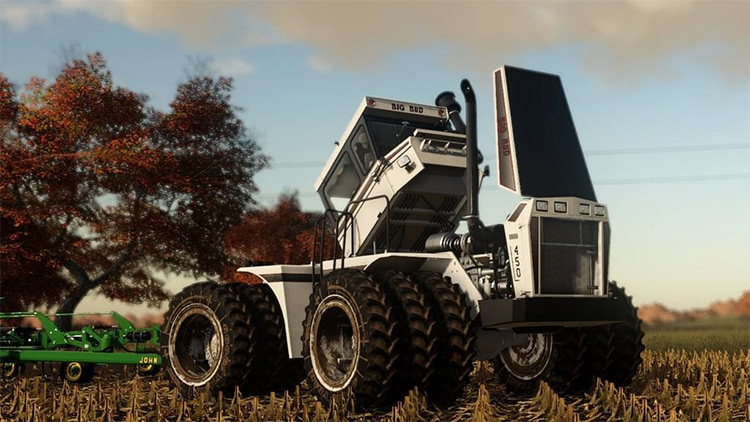 The Best Tractor Mods For Farming Simulator 19 –