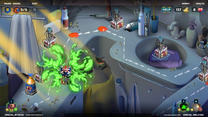 Bugvasion TD Review (Steam) |
