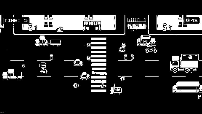 Review – Minit Fun Racer (PC)