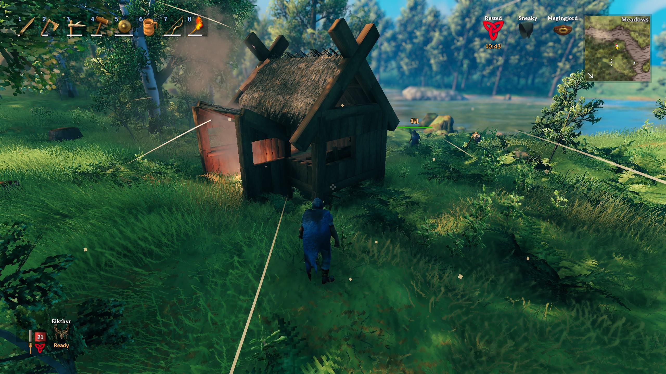 Easy Starter House to Build