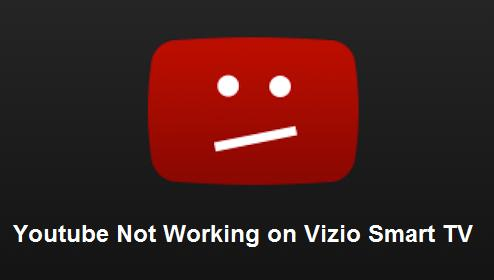 Youtube Not Working on Vizio Smart TV – Easy Fix