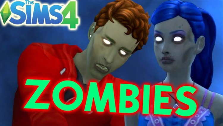 Zombie Apocalypse Mod Sims 4