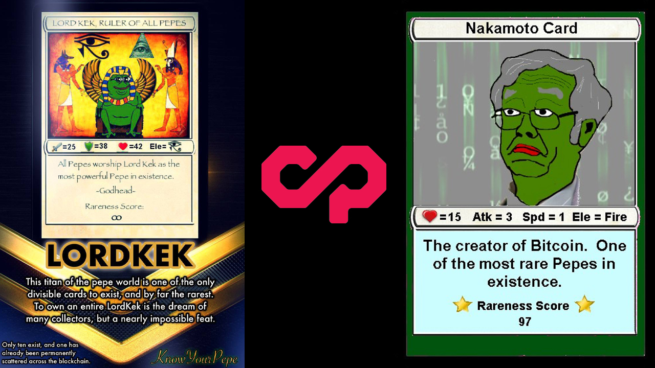 Nilicoins, Rare Pepe and Curio Cards- A Look at the OG Collectibles That Started the NFT Madness