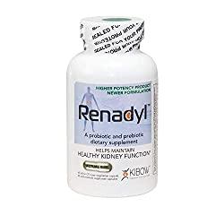 Renadyl probiotic capsules.