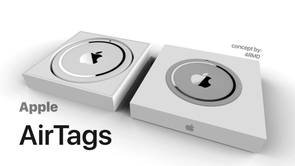 Apple AirTags Concept Looks Pretty Legit in New Video