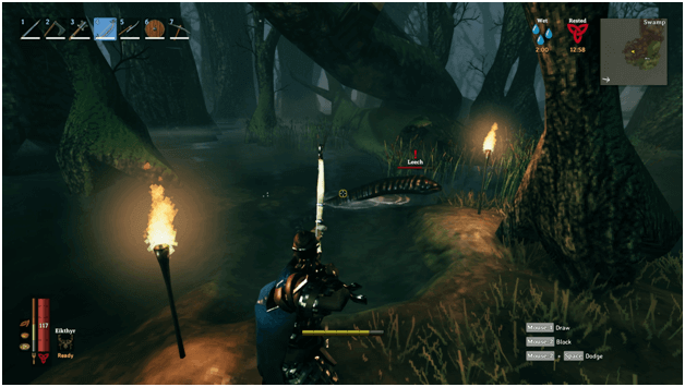 How to Farm Bloodbags in Valheim
