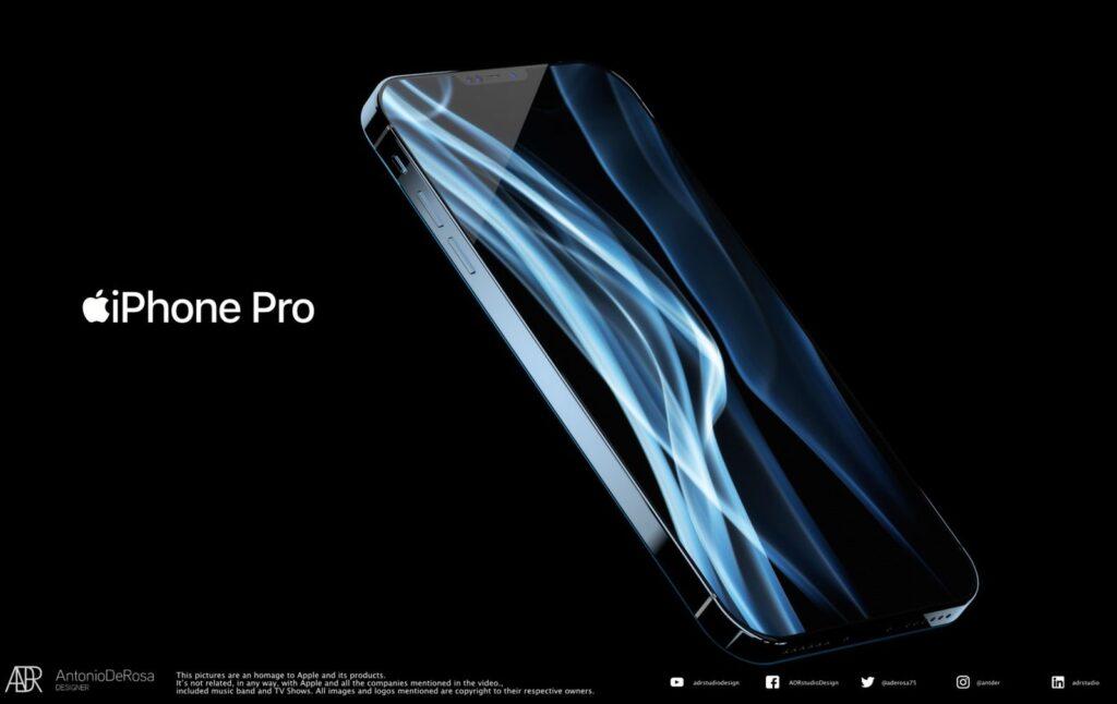 Apple iPhone Pro Goes Modular According to Antonio de Rosa