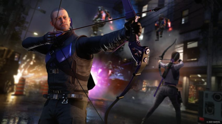 Marvel's Avengers: Full Hawkeye skill tree