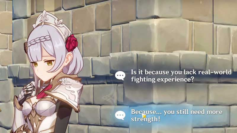 Noelle Hangout Event Choices And Endings