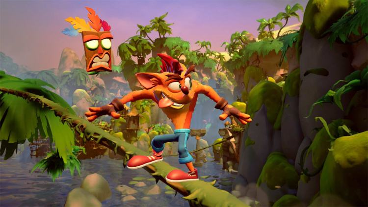 Crash Bandicoot 4: It's About Time Review (Nintendo Switch)