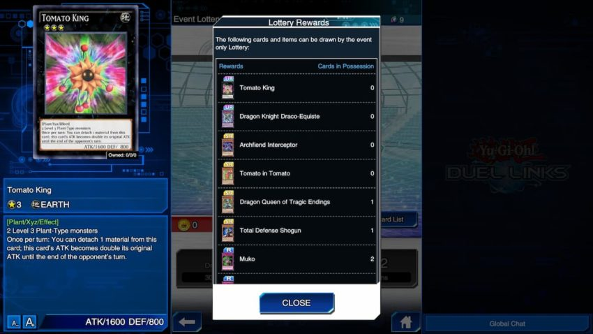 Yu-Gi-Oh! Duel Links Turbo Duel Grand Prix event (March 9): How it works and all rewards