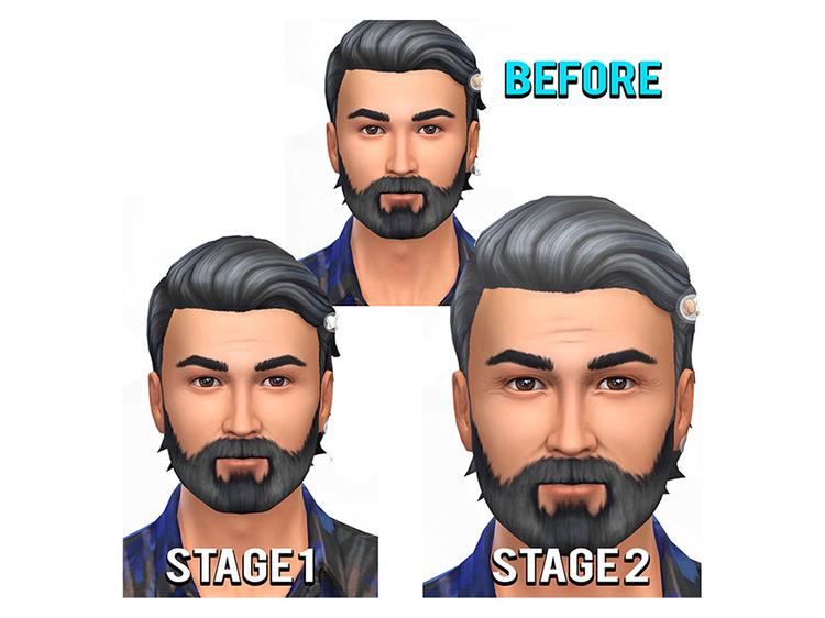 Sims 4 Elderly CC For Your Sim Grandma & Grandpa –