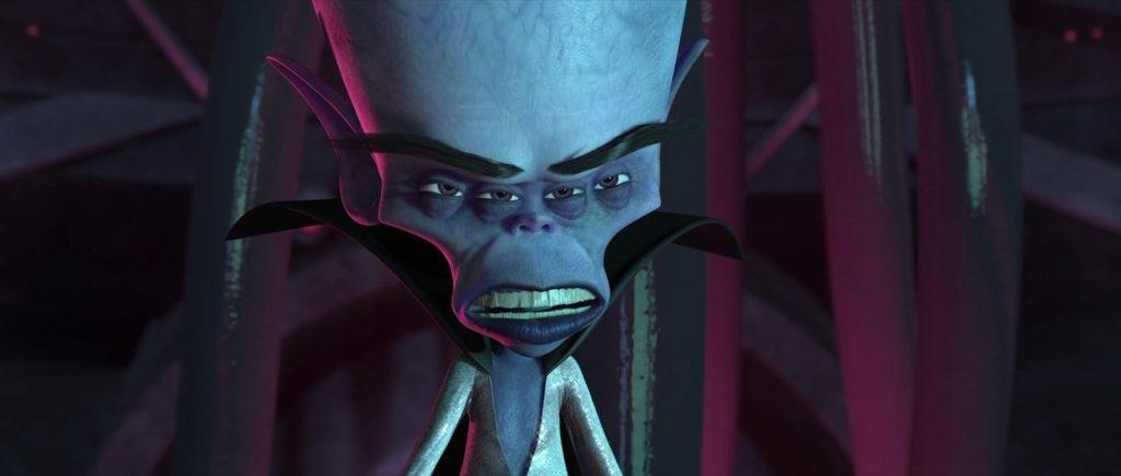 REVIEW: Monsters vs. Aliens (2009)