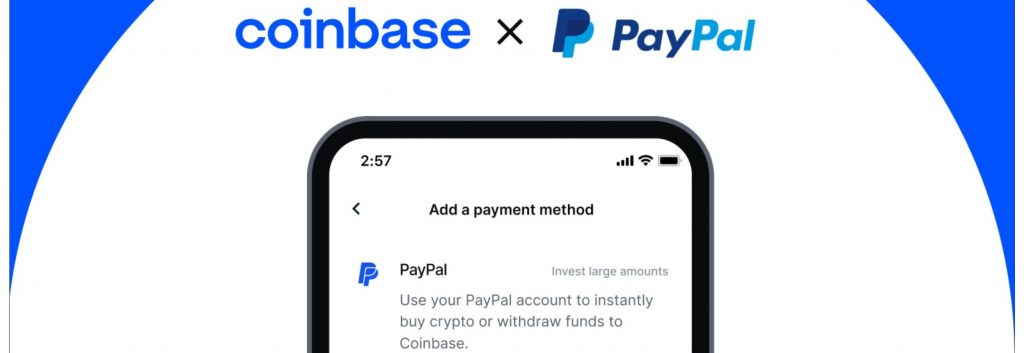 Coinbase Now Allows Millions of Customers to Buy Cryptocurrencies With Paypal – Exchanges Bitcoin News