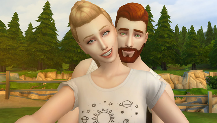 Best Couple Pose Packs For The Sims 4 (All Free) –