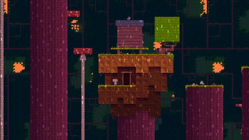 Review – Fez (Switch) –