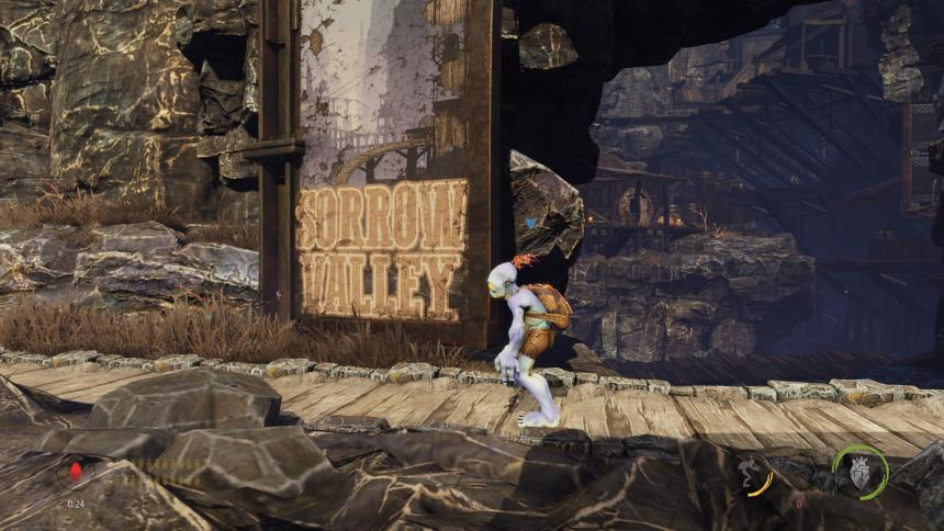 Review – Oddworld: Soulstorm –