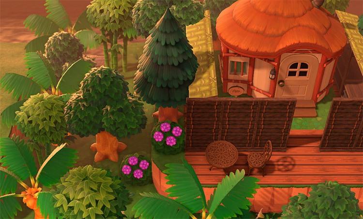 20 Junglecore Island Ideas For Animal Crossing: New Horizons