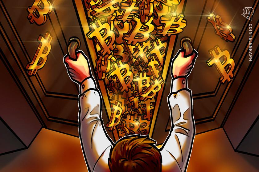Bitcoin-Marktkapitalisierung überholt M1-Geldmenge von Kanada