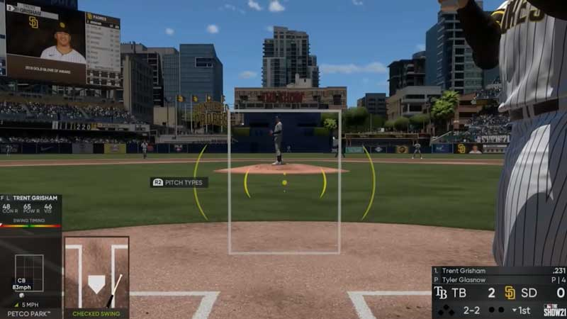 MLB The Show 21: How To Hit The Ball Better