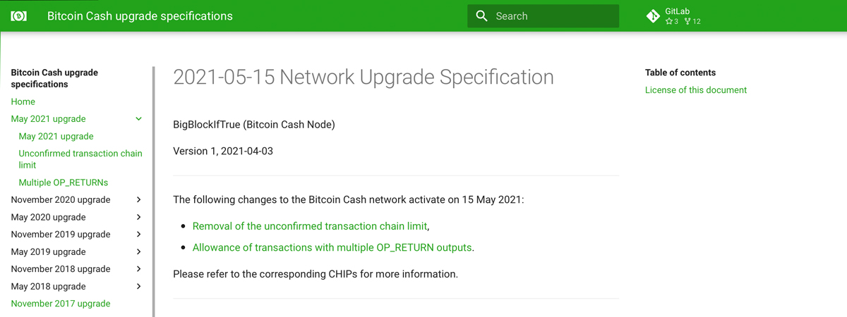 Bitcoin Cash Slated for May 15- Upgrade to Bring Improvements for Users and Merchants – Technology Bitcoin News