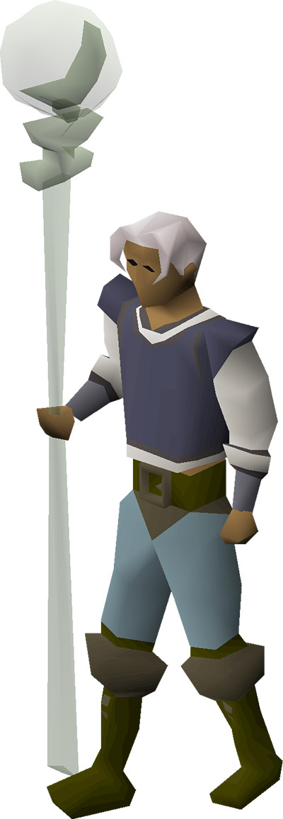 The Best Magic Weapons & Staves in Old School RuneScape (Ranked) –
