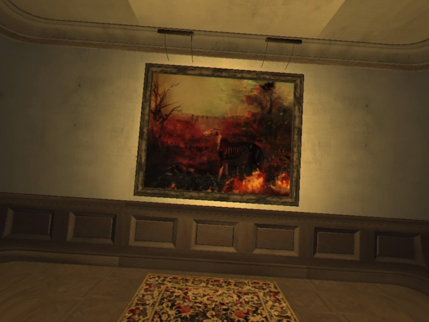 Review – Layers of Fear VR (PSVR)