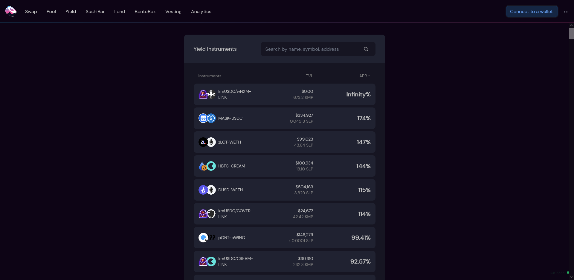 [Which DEX has the Best Liquidity Pools?]