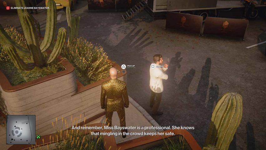 Hitman 3 Elusive Target – The Iconoclast Silent Assassin guide